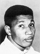 Civil Rights Posters - Medgar Evers (1925-1963) Poster by Granger