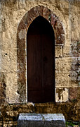 Medieval Entrance Photo Posters - Medieval Welcome Poster by Cecil Fuselier
