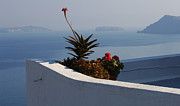 Greece Photos - Mediterranean Views by Bob Christopher