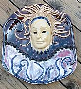 Featured Ceramics - Medusa by Abbe Gore