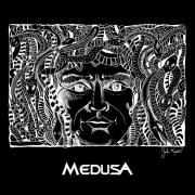 Medusa Drawings Metal Prints - Medusa Design Metal Print by John Keaton