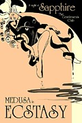 Advertisment Paintings - Medusa in Ecstasy by Reproduction