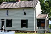 Meeks Store Appomattox Court House Virginia Print by Teresa Mucha