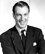 Films By Frank Capra Photos - Meet John Doe, Gary Cooper, 1941 by Everett