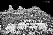 Meeting Photo Prints - Meeting Place in Sedona Print by John Rizzuto