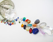 Kauai Jewelry - Mega Rainbow Gem Goddess Strand by Adove  Fine Jewelry