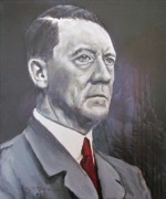 Adolf Art - Mein Schnurrbart by Eric Dee