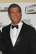 Mel Gibson In Attendance For 25th Print by Everett