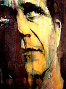 Gibson Posters - Mel Gibson Poster by Paul Lovering