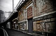 Kelly Digital Art Metal Prints - Melbourne Alley Metal Print by Kelly Jade King