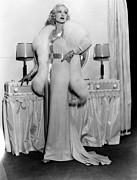 Full-length Portrait Metal Prints - Melody In Spring, Ann Sothern, 1934 Metal Print by Everett