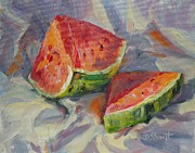 Donna Shortt Originals - Melon in the House by Donna Shortt