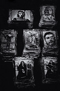 Che Guevara Prints - Mementos from a Cuban Revolution Print by Mauricio Jimenez