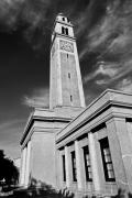 Scott Pellegrin Photography Prints - Memorial Tower Print by Scott Pellegrin