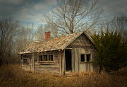 Abandoned House Photos - Memories Are Made of This by Betty LaRue