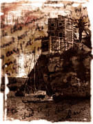 Enable Prints - Memories By The Sea Print by Pedro Cardona
