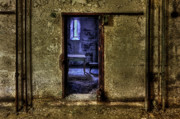 Derelict Framed Prints - Memories from the Room Framed Print by Evelina Kremsdorf