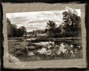 Northwoods Prints - Memories Print by Lauren Radke