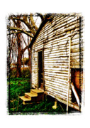 Frame House Prints - Memories Print by Scott Pellegrin
