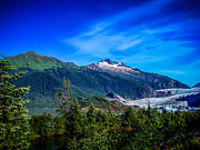 Alaska Photos - Mendenhall Glacier Alaska by Scott McGuire