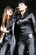 60s Music Photos - Meowwww Dollsquad at the Community Cup by Jane McDougall