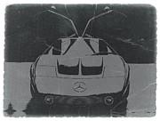 Mercedes Benz C IIi Concept Print by Irina  March