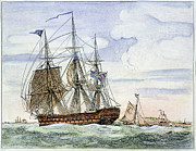 Merchant Ship Prints - Merchant Ship Print by Granger