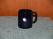 Planet Ceramics - Mercury Custom photo reproduction Coffee mug- Side A by Ryan Demaree