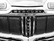 Mercury Grill  Print by Kym Backland