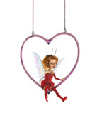 Fairy Art For Sale Prints - Meriliel the love fairy Print by John Junek