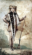 Saint Julien Prints - Meriwether Lewis Print by Granger