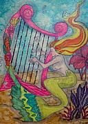 Mickie Boothroyd - Mermaid Harpist