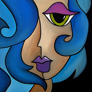 Mermaid Song Print by Tom Fedro - Fidostudio