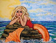 Under The Ocean Originals - Mermaid Sory by Sherry Dole