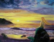 Laura Iverson - Mermaid Sunset