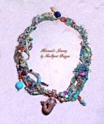 Ocean Jewelry - Mermaids Journey by Patricia Griffin Brett