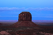Navaho Framed Prints - Merrick Butte Framed Print by Viktor Savchenko