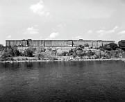 Mills Photo Originals - Merrimack Mills by Jan Faul