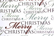Words Background Photos - Merry Christmas words by Simon Bratt Photography