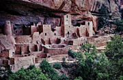 Mesa Verde Prints - Mesa Verde Print by Heather Applegate