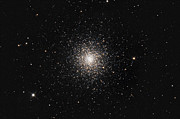 Starfield Framed Prints - Messier 3, A Globular Cluster Framed Print by Rolf Geissinger