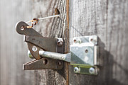 Bryan Mullennix - Metal Gate Latch Of...