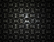 Artistic Digital Art Posters - Metallic Weave Poster by David April