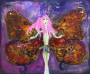 Metamorphosis Originals - Metamorphosis by Yolanda Nussdorfer