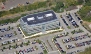 Commercial Real Estate Aerial Photographs - Metroplex 4000 Chemical Road Plymouth Meeting PA 19462 by Duncan Pearson
