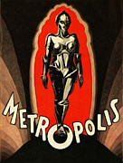 Metropolis Digital Art Prints - Metropolis Print by Bill Cannon