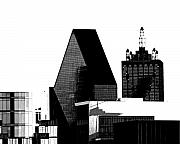 Metropolis Print by Slade Roberts