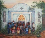 Suzanne  Marie Leclair - Mexican Church