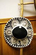 Sombrero Art - Mexican Hat by Marilyn Hunt