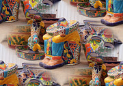Judith B Adams - Mexican Pottery